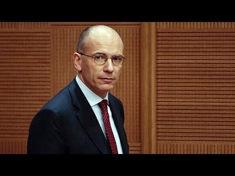 Letta to tender resignation to Italian president