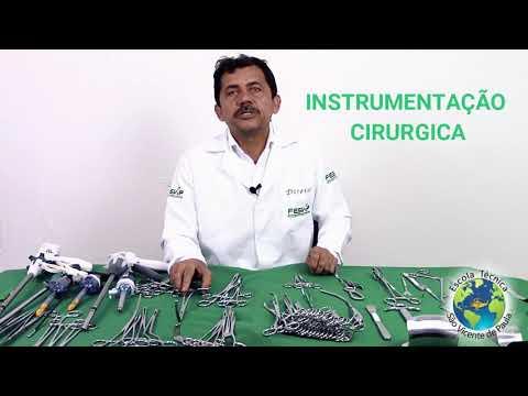 Curso de Instrumentação Cirúrgica