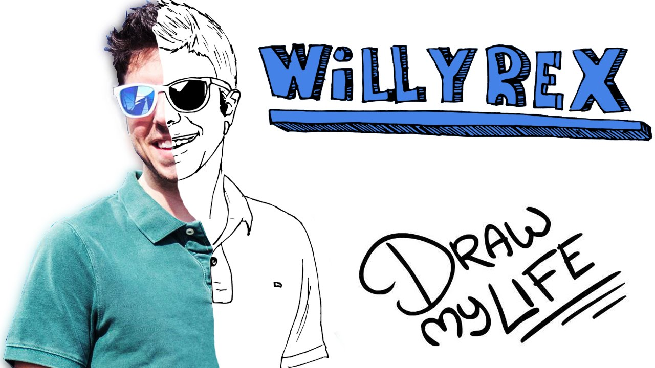 WILLYREX | Draw My Life