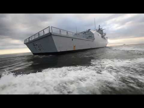 NATO Maritime supports eFP