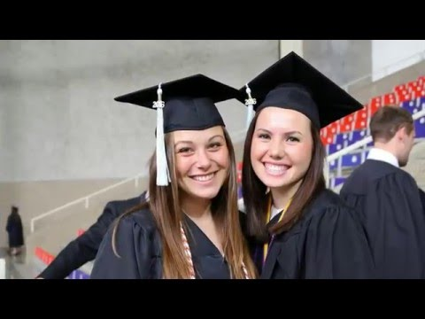 University of Northern Iowa - Spring Commencement 2016