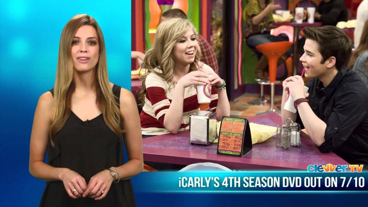 iCarly Season 4 DVD Release Info