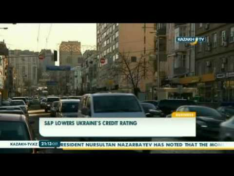 S&P lowers Ukraine`s credit rating