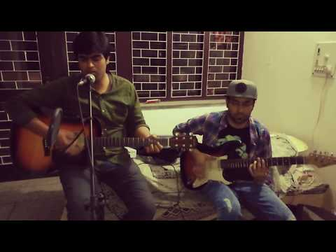 Tere Bina - Fuzon | Music cover | Aahang Projects | Home Jamming
