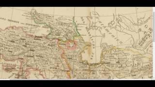 Азербайджан в российских и французских исторических хрониках