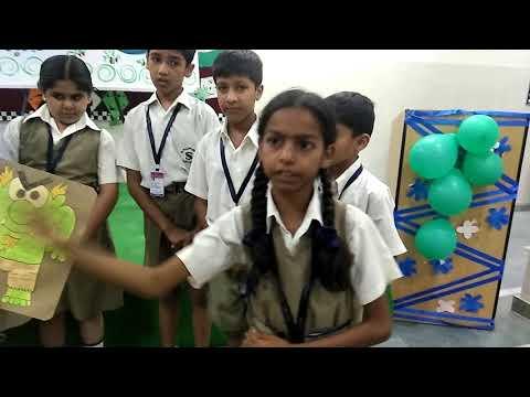 Activity for International School Award: Treasure Hunt (4 'B') - III