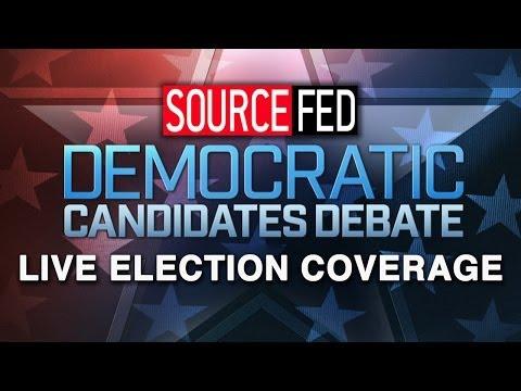 2016 Democratic Presidential Debate - Pre-Debate Coverage