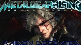 Metal Gear Rising: Highlight - Jetstream Sam Defeats Raiden
