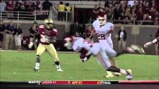 2012 Oklahoma Sooners Pump Up