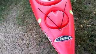 Pelican Ultimate 100 SE Kayak