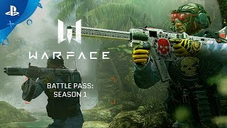 Warface | Battle Pass: Season 1 Trailer | PS4