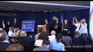 Jeffrey Epstein Charged w/Sex Trafficking of Underage Girls SDNY Presser 7/8/19