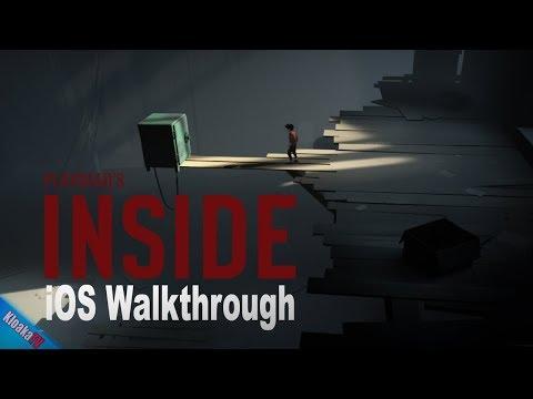 INSIDE Gameplay Walkthrough on iPhone - PART 1