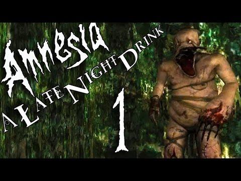 Amnesia: A Late Night Drink [1] - WINE CELLAR