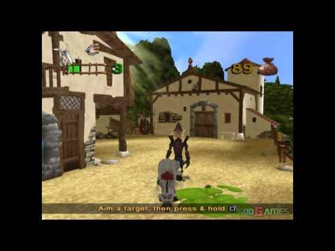Donkey Xote - Gameplay PS2 HD 720P