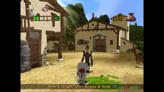 Donkey Xote - Gameplay PS2 HD 720P