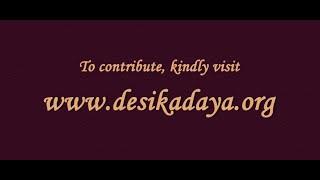 Pandiya-Nadu Nattu Yatra - Upanyasam on Sri Ramanuja Charitram by Dushyanth Sridhar - Day 6
