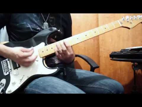 Daft Punk - Lose yourself to dance. (Guitar cover)