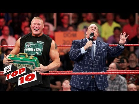 Top 10 Raw Moments: WWE Top 10, May 20, 2019