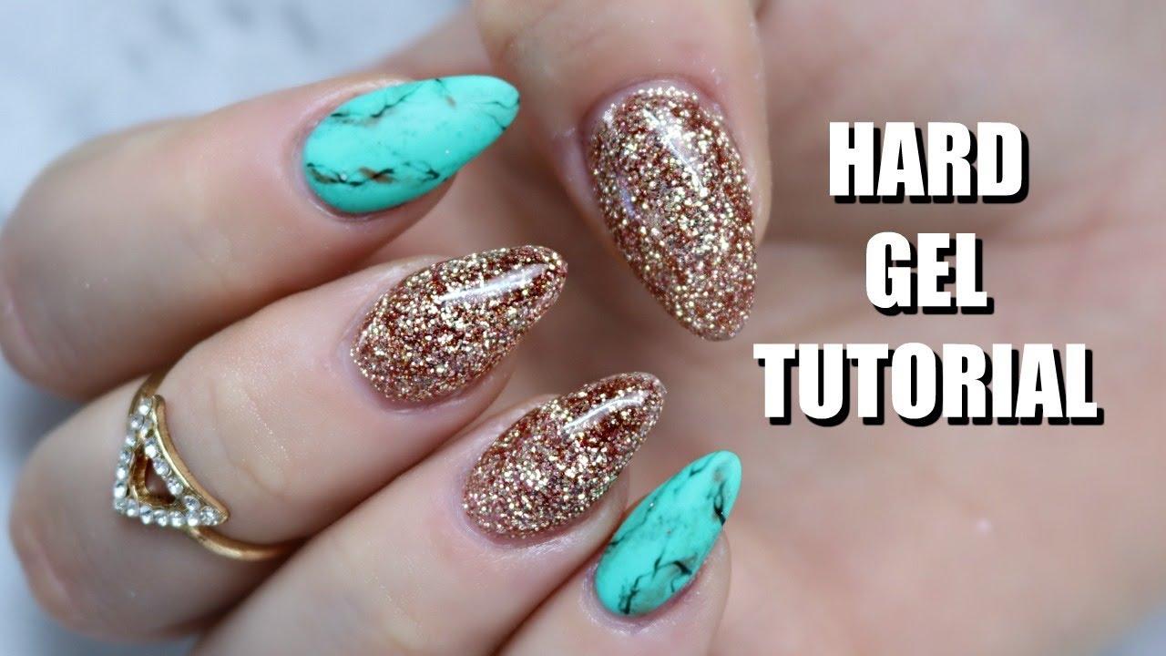 light elegance nail tutorial