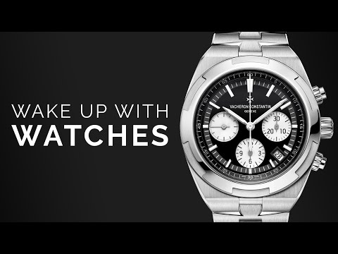 Rolex GMT & Vacheron Overseas Chronograph: Luxury Watches To Buy From Omega, TAG Heuer, Rolex