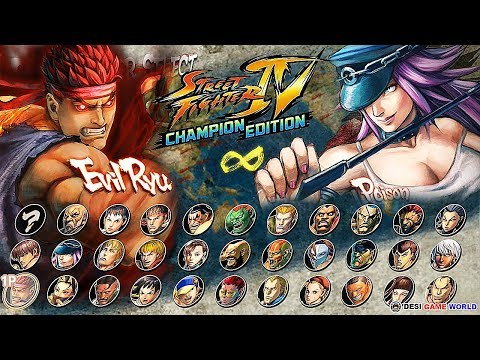 Street Fighter 4 Edition 3D Full Version On Android
