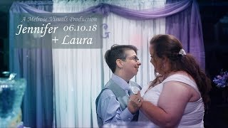 Jennifer and Laura's Wedding Film