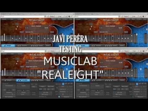 Javi Perera - Testing Musiclab's