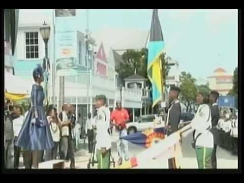 Bahamas 40th Anniversary Independence Celebration - Youth In Parliament Special - Part 01 of 02