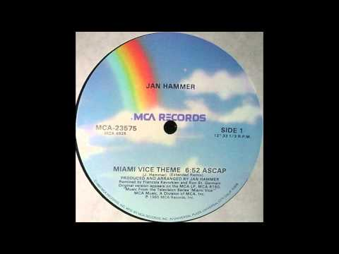 Miami Vice Theme (Extended Remix) - Jan Hammer