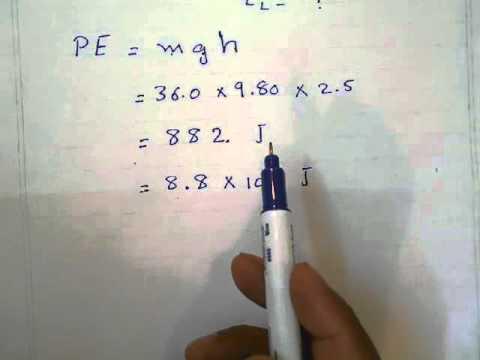 فيزياء المستوى الثالث   ثاني ثانوي     حل مسألة 26 صفحة 123