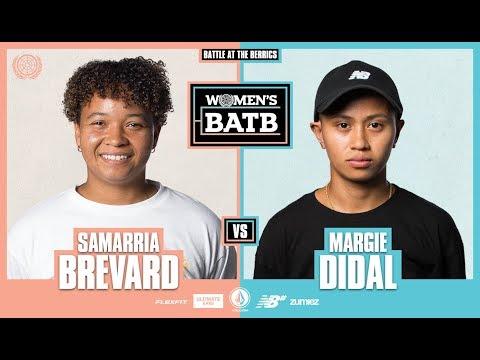 WBATB | Samarria Brevard vs. Margie Didal - Round 2