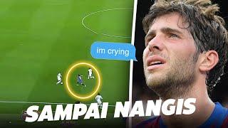 """""""Menangis di Ruang Ganti"""" Inilah Mimpi Buruk Sergi Roberto Bersama Barcelona di Awal Musim Ini"""