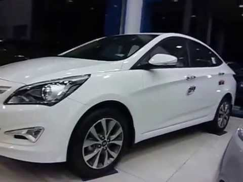New Hyundai 4S Fluidic Verna 2015