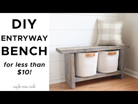 easy-diy-entryway-bench-for-less-than-$10