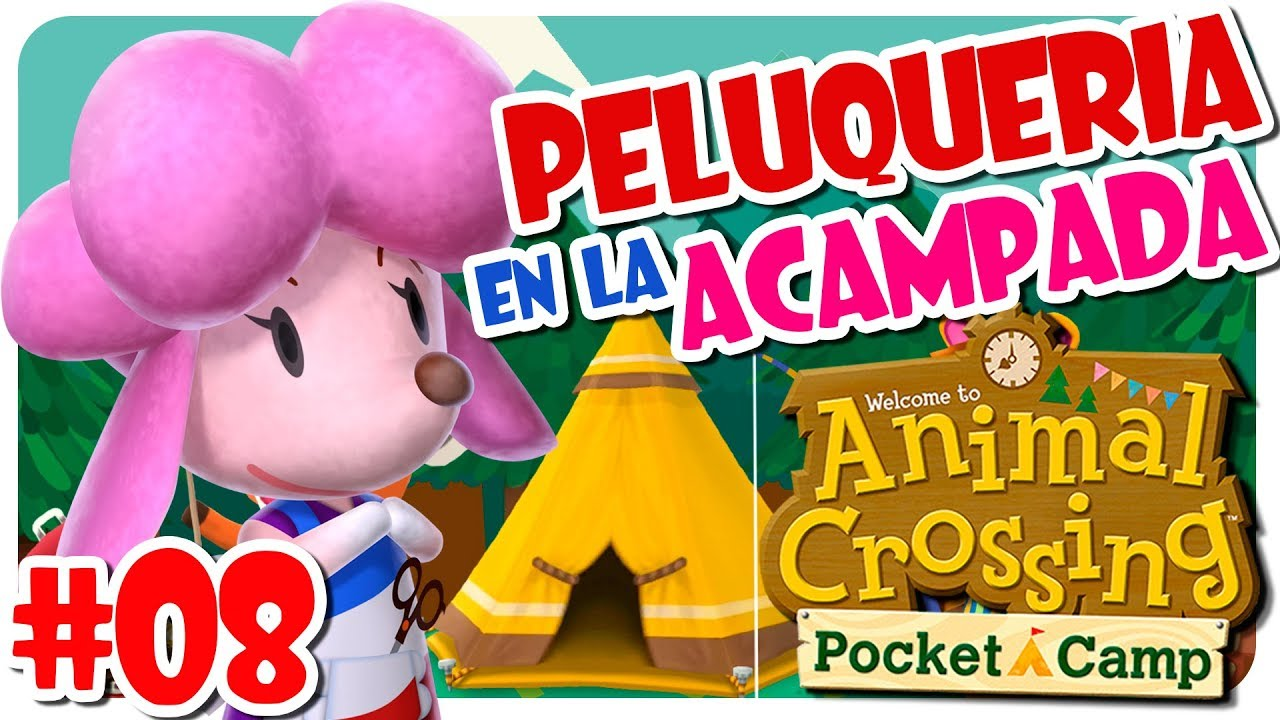 Atrevido y bonito peinados animal crossing new leaf Fotos de cortes de pelo estilo - Como Cambiar De Peinado En Animal Crossing Pocket Camp 08 La