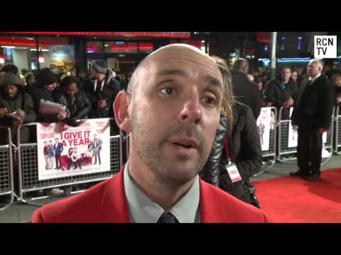 Director Dan Mazer  I Give It A Year European Premiere