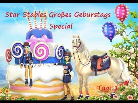 Star Stable Geburtstag