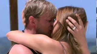 Kian Egan has emotional reunion with his wife Jodi Albert