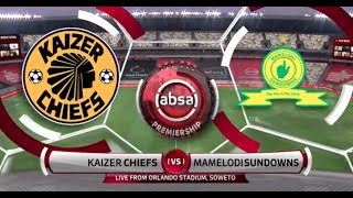 Absa Premiership | Kaizer Chiefs v Mamelodi Sundowns  | Highlights