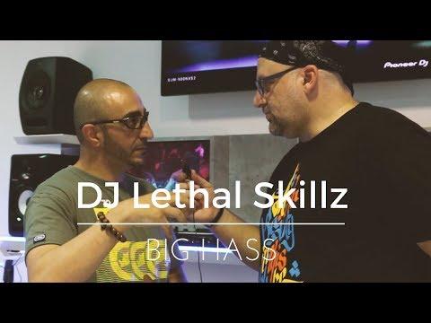 مقابلة مع د.ج. ليثال سكيلز - الجزء ١    Dj Lethal Skillz interview