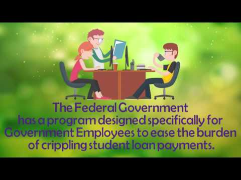 Financial Helpers - Government Employee Student Loan Forgiveness Program