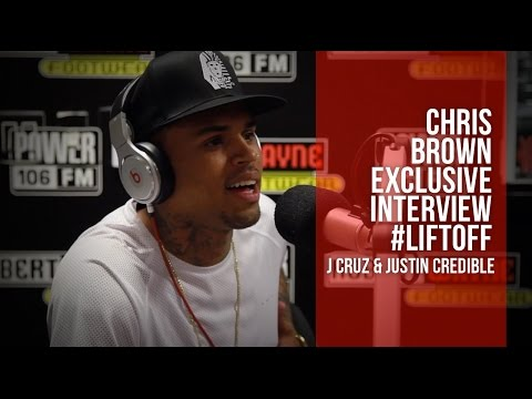 """Chris Brown Sings """"Stereotype"""" live; Talks Favorite Collaborations"""