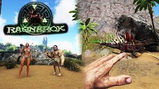 ALLE VOGELS DOEN VERVELEND! - ARK Ragnarok #1