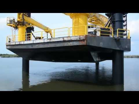 Enterprises TV features Offshore Liftboats