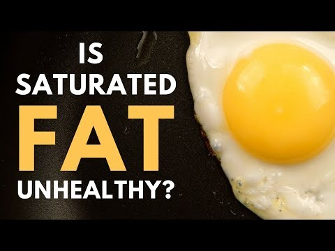 Saturated Fat: Healthy or Unhealthy?