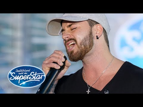 DSDS 2018  Michel Truog mit Quit Playing Games von den Backstreet Boys & Mercy von Shawn Mendes