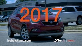 Buick Encore - 5 Must Knows Lee Buick GMC Crestview FL