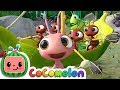 Row, Row, Row Your Boat 2 | CoCoMelon Nursery Rhymes & Kids Songs