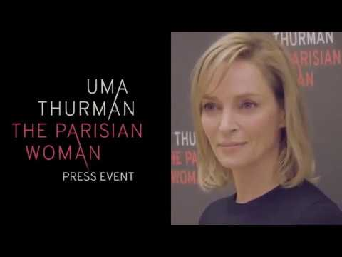 Uma Thurman on starring role in The Parisian Woman on Broadway